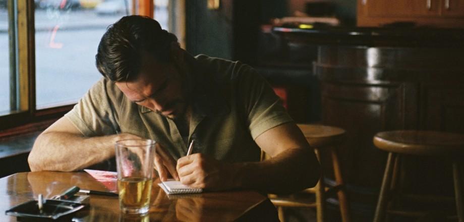 Bo żeby pisać, trzeba mieć tupet