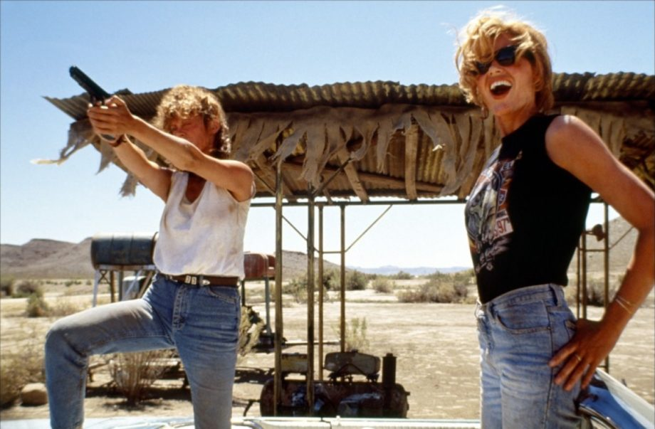 Thelma i Louise. Wspomnienie